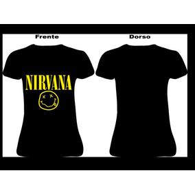 Remera Rock. Nirvana. Soda Stereo
