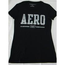 Camiseta Blusa Aeropostale Original Dos Estados Unidos Linda