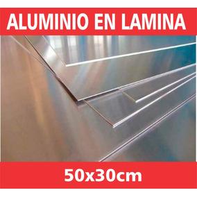 Aluminio En Lamina 50x30cm Repujado