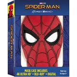 A Pedido: Spiderman Homecoming   Estuche Máscara Blu-ray 4k