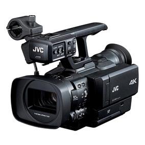 Filmadora Profesional Jvc Gy-hmq10u 4k Compact Handheld C
