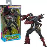 Commando Spawn Rebirth #34 Color Tops Mcfarlane Comando