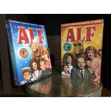 Alf O Eteimoso - Box Dvd - 1a E 2a Temporadas Completo