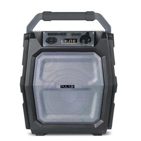 Caixa De Som Bluetooth Portátil 150w Rms Fm Usb Sd Speaker