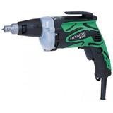 Atornillador Drywall 1/4pul 620w- Vel 4500 Rpm W6v4 Hitachi