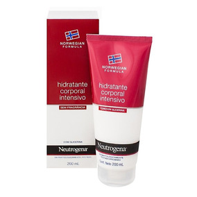 Hidratante Corporal Neutrogena Norwegian Intensivo 200ml