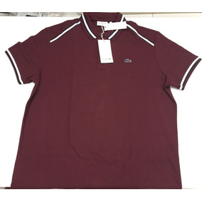 e2342ab529faa Camisa Lacoste Legitima Original De Homem Polo - Camisa Pólo Manga ...