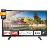 Tv Smart 32 Hd Philco Ld32hs8b Wifi Netflix Cuotas Sin/int