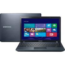 Notebook Samsung Ativ Book 2 Celeron 4gb 500gb Tela 14 Usado