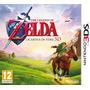 Juego Nintendo 3ds The Legend Of Zelda Ocarina Of Time 3d