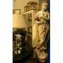 Estatua Em Marmore Carrara Mulher Colheita Rica Em Detalhes
