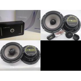 Set Audiophonic Amplificador 800.4v2 + Kit Ks6.2 + Cs650/v2