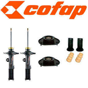 Kit 2 Amortecedores Dianteiros Corolla + Kits + Coxim