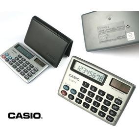Calculadora Original Casio® Solar Portátil Tax De Impuestos!
