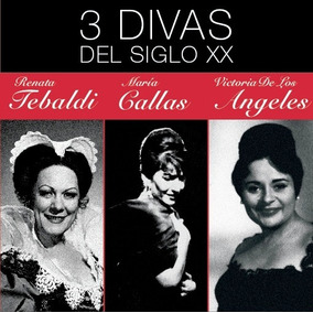 Tres Divas Del Siglo Xx