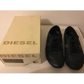 Zapatos Diesel Italianos Casuales Classicos Barner Vintage