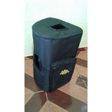 Bag Capa Caixa De Som Qsc K12.2 Acolchoada
