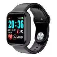 Smartwatch D20 Pro Negro