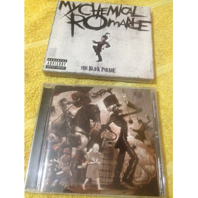 Cd Michemical Romance Cd Con Portada Doble Mexicano