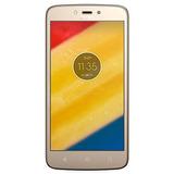Motorola Xt1725 Moto C Plus 16gb Color Dorado. Desbloqueado