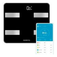 Balanza Digital Para Personas Femmto B04 Bluetooth Corporal
