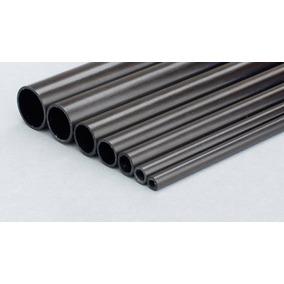 Tubo De Carbono De 6 Mm Diametro Externo 4 Mm Diametro Inter