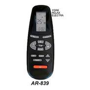 Control Remoto Aire Acondicionado York Electra Relax 839
