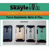 Forro Protector Moto G 4 Play Somos Tienda Fisica