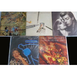5 Lps Paul Mccartney, Beatles
