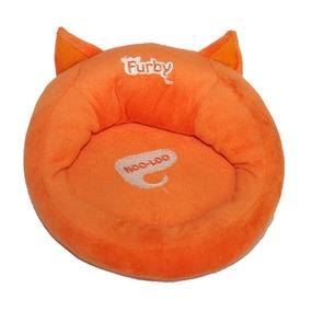 Sofá Cama Pelúcia Acessório Furby Brinquedo Hasb