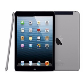 Ipad Air Apple - Wifi / 3g - 16gb - A1475 -spacegray -novo