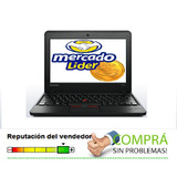Laptop Core Amd E2-1800 Lenovo X131e Ram4 Hd 320 Led 11.6