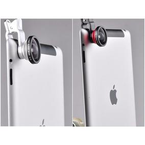 Lente Selfies Camara Para Foto Panoramica Universal Iphone