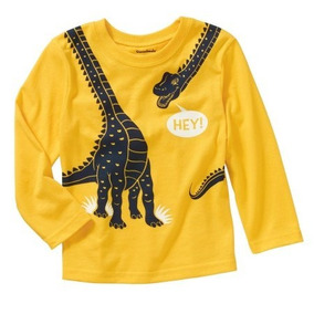 Franelas-sueters Para Niños Garanimals Talla 2t Dinosaurios