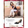 Zapato Estela Sokso100% Cuero T/ 36 Color Negro