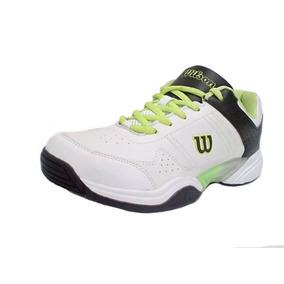 Tenis Wilson Verde Para Tenis Wl0549