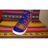 Botitas Zapatillas Aguayo De Salta - Local A La Calle Oferta