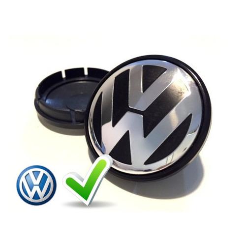 Calotinha Miolo De Centro Roda Tampa Volkswagen Polo