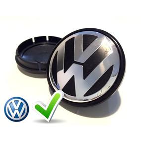 Calotinha Miolo De Centro Roda Tampa Volkswagen Cross E Fox