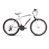Bicicleta Skynano 21 Marchas Aro 26 Quadro 18 Freio V-brake