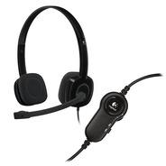Auricular Headset Vincha Logitech H151 C/ Microfono Skype