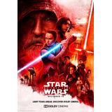 Star Wars Viii Los Ultimos Jedi Blu-ray Hd!!!