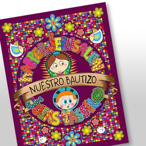 Invitación Pasaporte Baby Shower - Xv Años - Bautizo