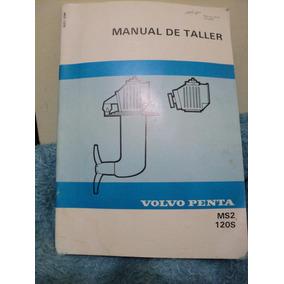 Manual De Oficina Volvo Penta Ms2 120 S Motor De Popa