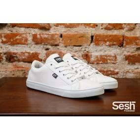 Zapato Zapatilla De Vestir Sesh Blanca (oferta Promocion!!)