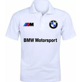 Camiseta Polo Bmw Ótima Qualidade Envio Imediato ! fe32795014962