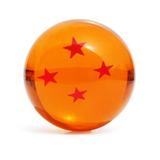 Esfera Dragon Ball 4 Estrellas 7.5 Cm Tamaño Real