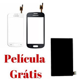 Tela Touch E Display Lcd Galaxy Trend Lite Duos Gt-s7392l