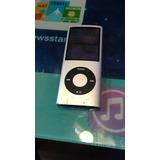 Ipod Nano 4g 16gb Apple Detalle