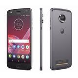 Celular Libre Motorola Moto Z Play + Mods Style Shell Envio
